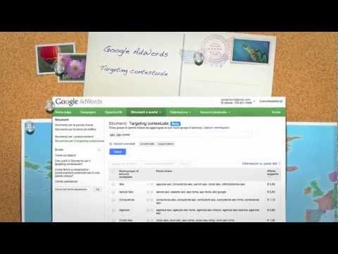 Google Adwords: Targeting Contestuale (ex Google Wonder Wheel)
