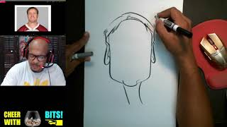 How To Draw Caricatures Carson Palmer