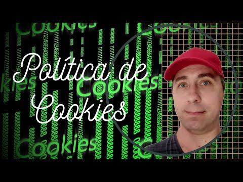 Política de cookies europea 🔵 de claudiunarita.com. Política de cookies de mi web site en vídeo
