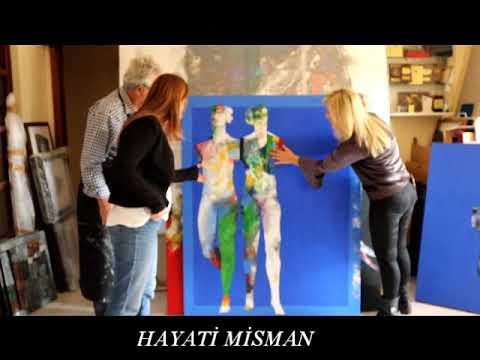 Beyaz Tuval Ankara'da... Yayınımız Hayati Misman ile devam Ediyor.