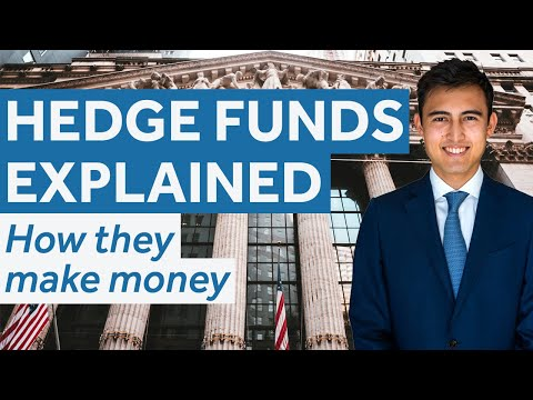Hedge Funds Explained and How They Make Money