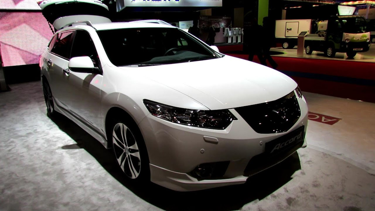 Good 2013 Honda Accord Type S   Exterior And Interior Walkaround   2012 Paris  Auto Show   YouTube