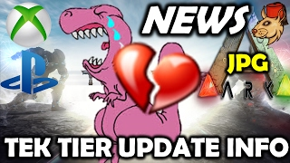 ARK Tek Tier Xbox PS4 Release Info – Guess Who Ruined valentines Day