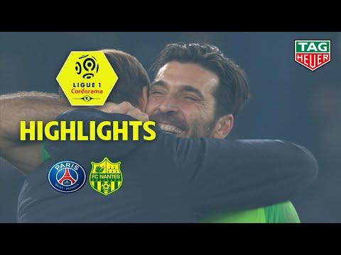 Paris Saint-Germain - FC Nantes ( 1-0 ) - Highlights - (PARIS - FCN) / 2018-19