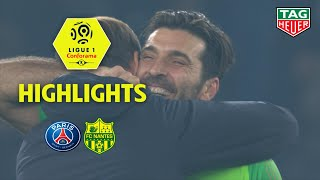 Paris Saint-Germain - FC Nantes ( 1-0 ) - Highlights - (PARIS - FCN) / 2018-19