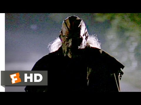 Jeepers Creepers (2001) - Running Over the Creeper Scene (7/11) | Movieclips