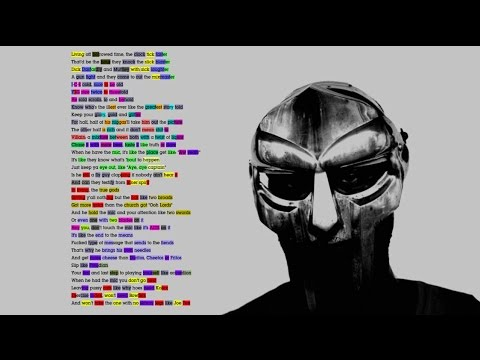 Madvillain - Accordion (2004) | Check The Rhyme