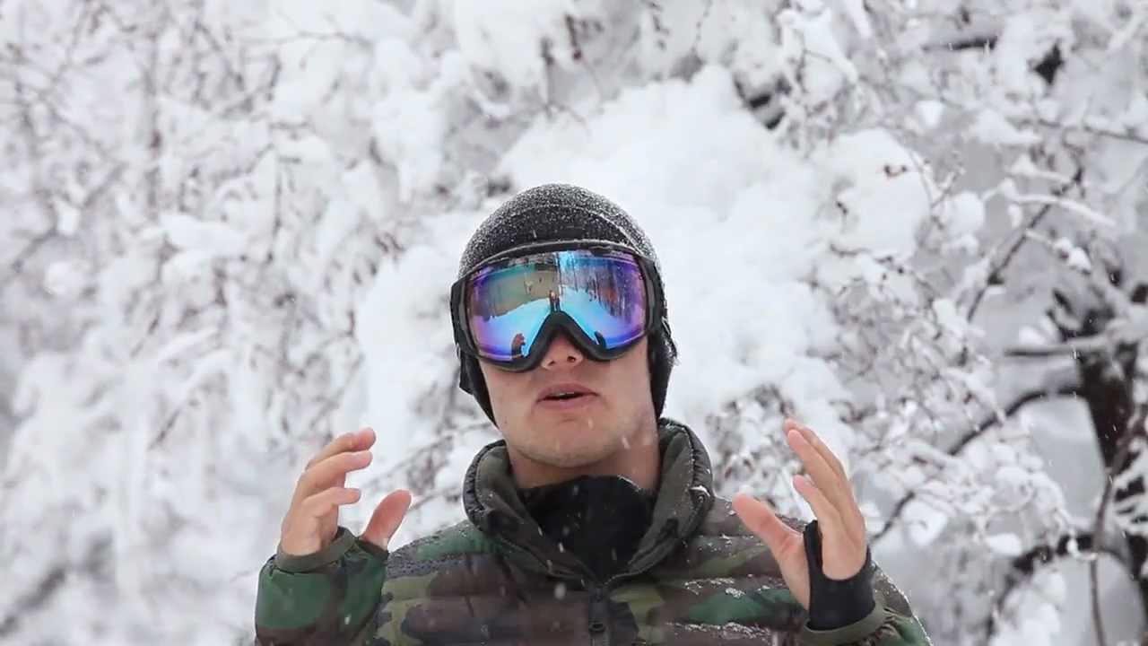 io goggle with austin smith youtube