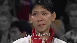 Susi Susanti, Medali Emas Olimpiade Barcelona