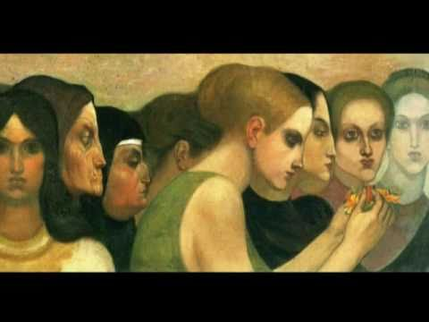 Fine Arts - The Symbolist Paintings - Samples
