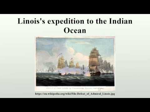 Linois's expedition to the Indian Ocean