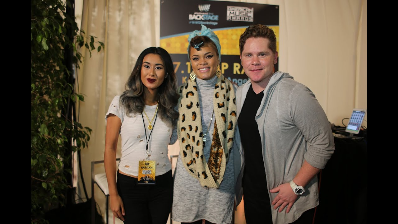 Download Andra Day Talks About Performing at The White House, Macy's Day Parade & More