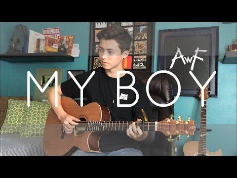 Billie Eilish - My Boy - Cover (fingerstyle guitar)