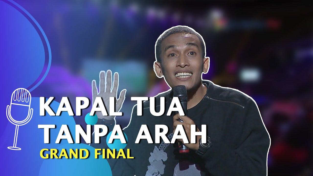 GRAND FINAL! Stand Up Comedy Abdur: Indonesia Seperti Kapal Tua, Berlayar tanpa Arah - SUCI 4