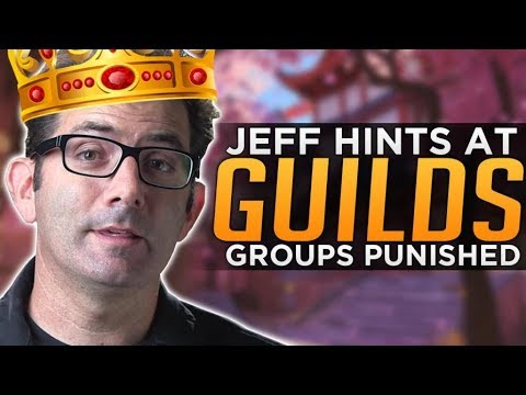 Overwatch: Jeff Hints at GUILDS! - Group Punishments EXPLAINED! thumbnail