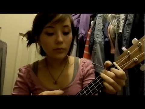 In My life- The Beatles Ukulele Cover