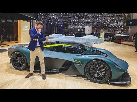 The First FULLY OPERATING Aston Martin Valkyrie! (exclusive)