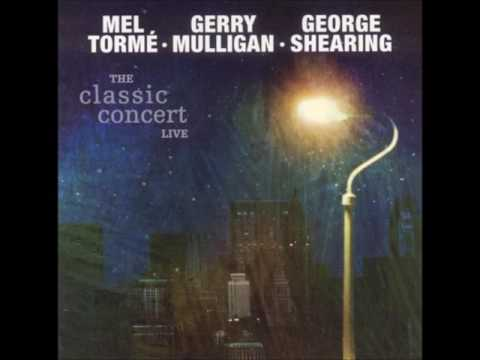 Mel Torme, Gerry Mulligan & George Shearing - The Song Is Ended But The Melody Lingers On