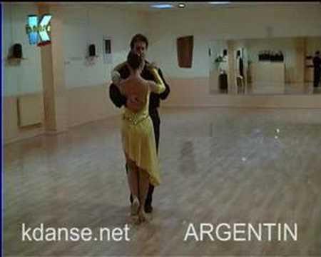 Apprendre à danser le Tango Argentin : leçon 1 Travel Video