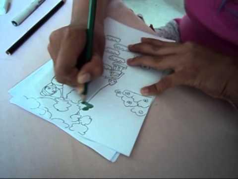 การจัดทำหนังสือเล่มเล็ก #ครูอัมพร ธงภักดิ์