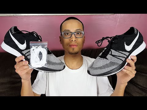 7071b3f964bdc These Sneakers Sold Out Quick! Nike Flyknit Trainer Oreo 2018 Review ...