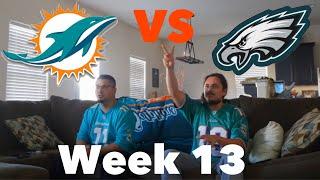 Miami Dolphins vs. Philadelphia Eagles Week 13 2019 Reaction Video