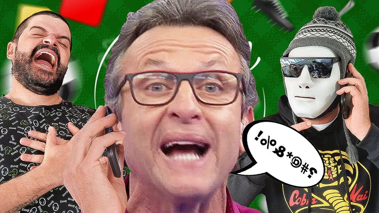 ACORDAMOS O NETO E ELE FICOU PISTOLA
