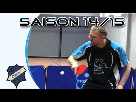 (Saison 2014/2015) Heßberg I - EG Suhl I: Andy Schmidt - Henry Heller