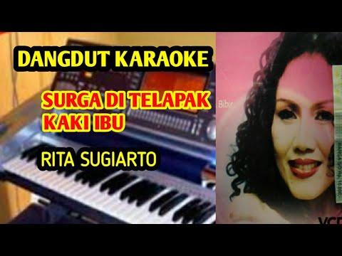 Karaoke surga di Telapak kaki ibu Rita Sugiarto