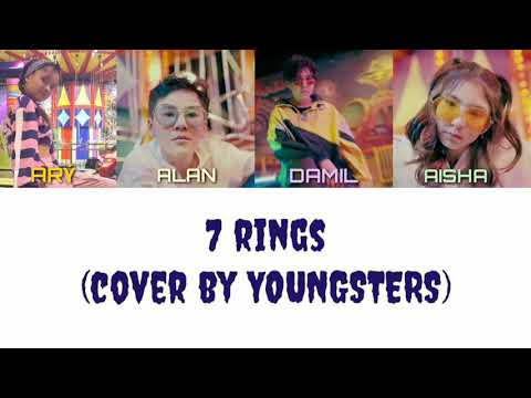 Ariana Grande - 7 rings ( Cover by Youngsters ) - [ текст, lyrics ]