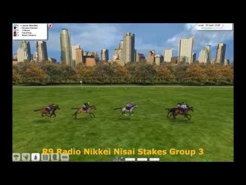 Season 2 FLAT WK12 R9  Radio Nikkei Nisai Stakes Group 3
