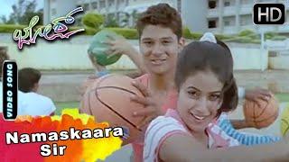 Josh Kannada Movie Songs : Namaskaara Sir Video Song | Rakesh | Poorna | Nithya Menon | Alok