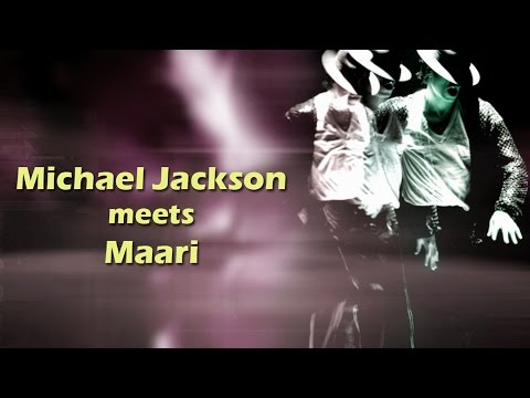 Michael Jackson dancing to Maari Thara Local from Maari