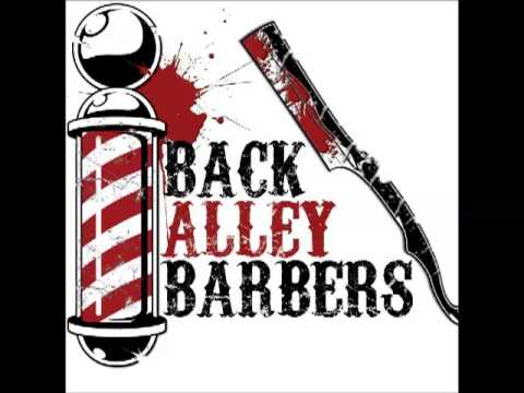 Back Alley Barbers - Gravedigger's Love Song