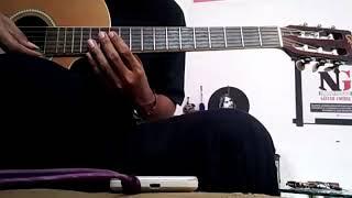 Siska Song - Rumput laut ( tutorial melodi gitar )