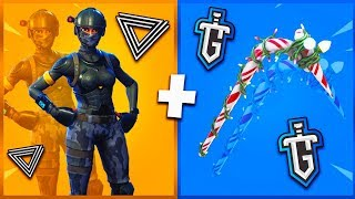 🔥 10 COMBOS OF SKIN HYPER TRYHARD (Prism, G4B..) ON FORTNITE!