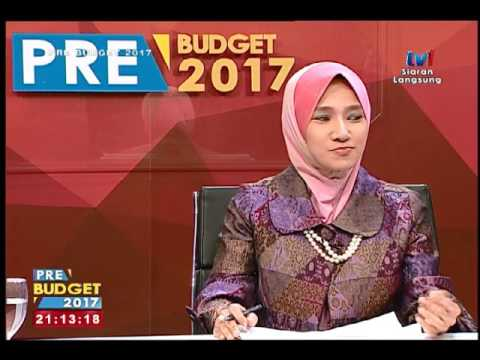 PRE BUDGET 2017 [18 OCT 2017]  ENGLISH VERSION