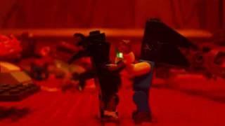 lego sonic and shadow vs doctor eggman