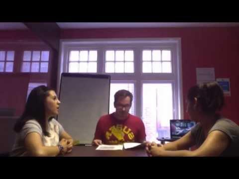 B1 Speaking and Listening Test - LRN