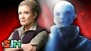 Carrie Fisher in Star Wars Episodes 8 AND 9?