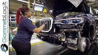 2020 BMW X7- PRODUCTION (BMW USA Car Factory)