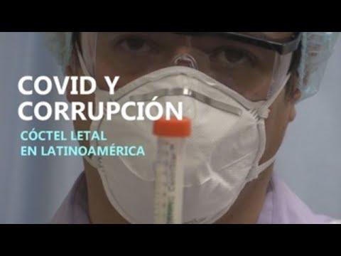 El coronavirus favorece la pandemia de la corrupción en ...