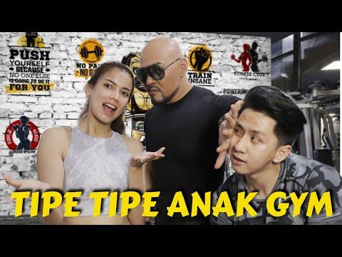 TIPE TIPE ANAK GYM BIKIN VIDEO TUTORIAL ? thumbnail
