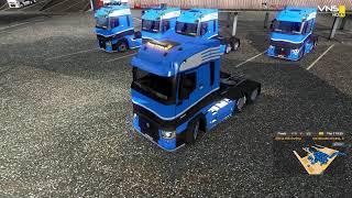 ETS2MCG's Friendly Convoy - Euro Truck Simulator 2 Multiplayer Online