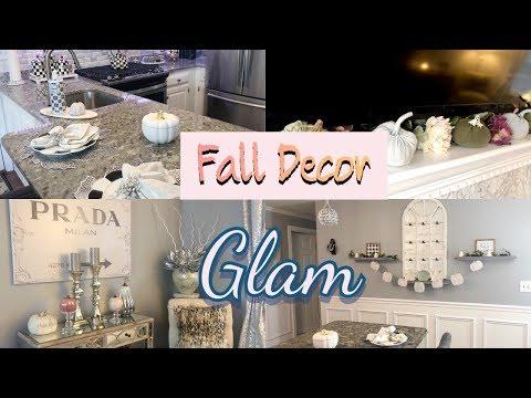 FALL HOME TOUR || GLAM || 2019