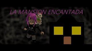 ME ESCAPO DE LA MANSION!! SCAPE HUNTED HOUSE-ROBLOX