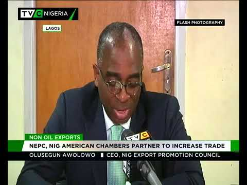 NEPC, Nigerian-American Chamber Of Commerce Partner To Increase Non-Oil Exports
