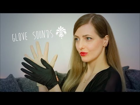 ASMR | glove & hand sounds