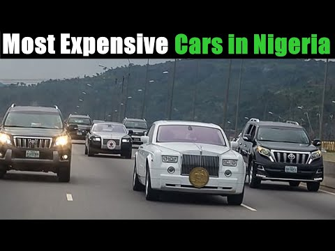 Most Expensive Cars in Nigeria 2020