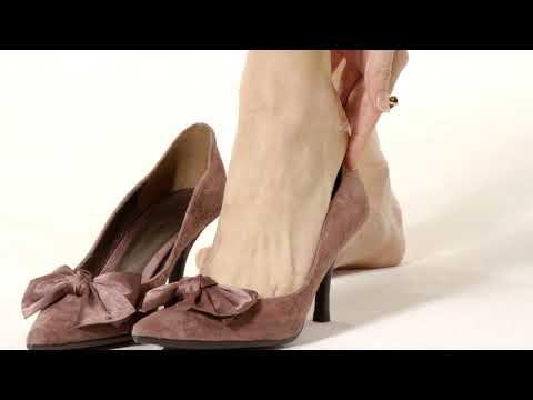 Как быстро разносить туфли в домашних условиях из замши